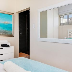 Second bedroom: BONDI BLU - Mouille Point
