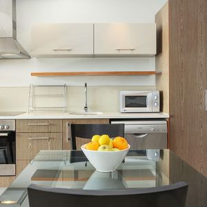 Kitchen; 205 CANAL QUAYS - Foreshore