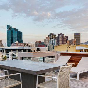 Roof Top City Views; 53 Napier - De Waterkant