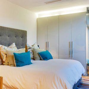 Second bedroom; 2 on HILDENE - Tamboerskloof