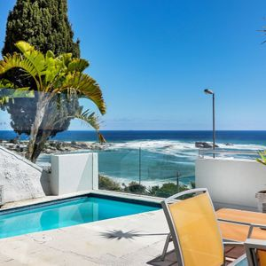 View from pool deck; CLIFTON VIEWS - Clifton