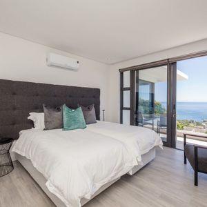 Second bedroom; VILLA VIEWS - Camps Bay