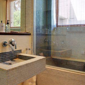 Bathroom; OUDERKRAAL PLACE - Camps Bay