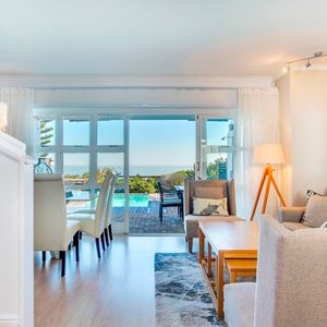Living space; ST TROPEZ APARTMENT - Camps Bay