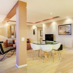 Living & Dining area; PANORAMA VIEWS - Camps Bay