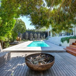 Pool deck; SHANKLIN - Camps Bay