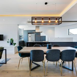 Dining table; PENTHOUSE ON POINT - Green Point