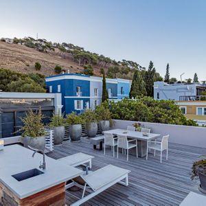 Private Rooftop Living; 53 Napier - De Waterkant