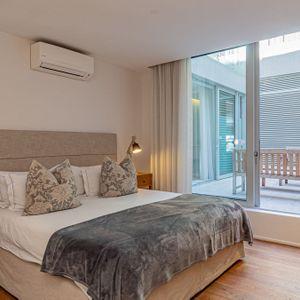 Second Bedroom; 100 Geneva - Camps Bay