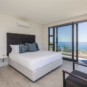 Fourth room; VILLA VIEWS - Camps Bay