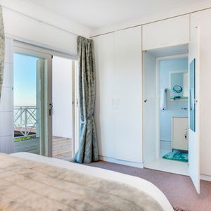 Master bedroom & En-suite; ST TROPEZ APARTMENT - Camps Bay