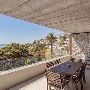 Balcony with Views; 100 Geneva - Camps Bay