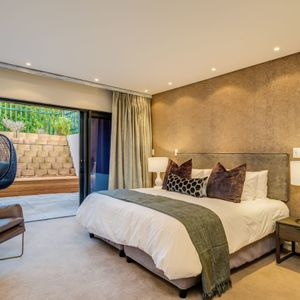 Fourth Bedroom; danielle Perold - Camps Bay