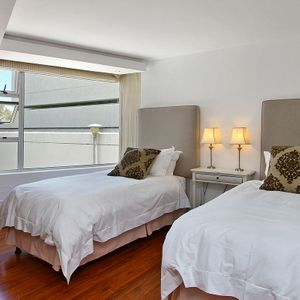 Cottage Second Bedroom; SILVER LINING - Camps Bay