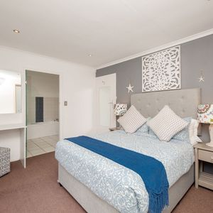 Fourth bedroom; BLUE SHORE VILLA - Camps Bay