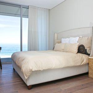 Master bedroom; 3 BAY BEACH - Camps Bay