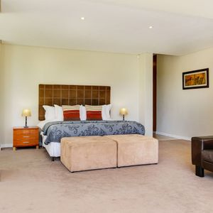 Master Bedroom; 100 ON GENEVA - Camps Bay