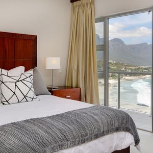 Master Bedroom Beach Views; DUNMORE 10 - Clifton