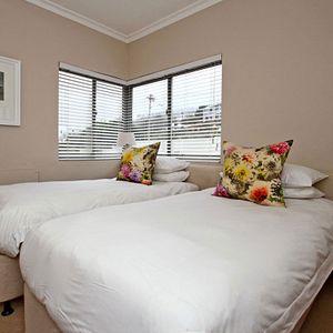 Second bedroom; THE FLEUR - Camps Bay