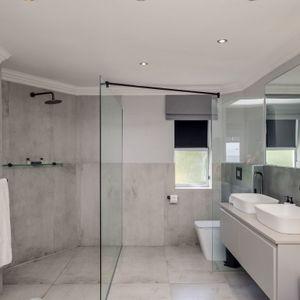 Master bathroom; SEASONS B - Camps Bay