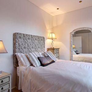 SILVER LINING - Third Bedroom; SILVER LINING - Camps Bay