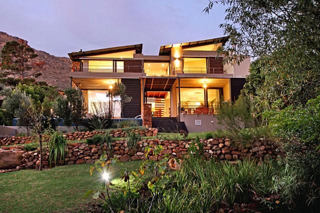 Mountain Stream Villa